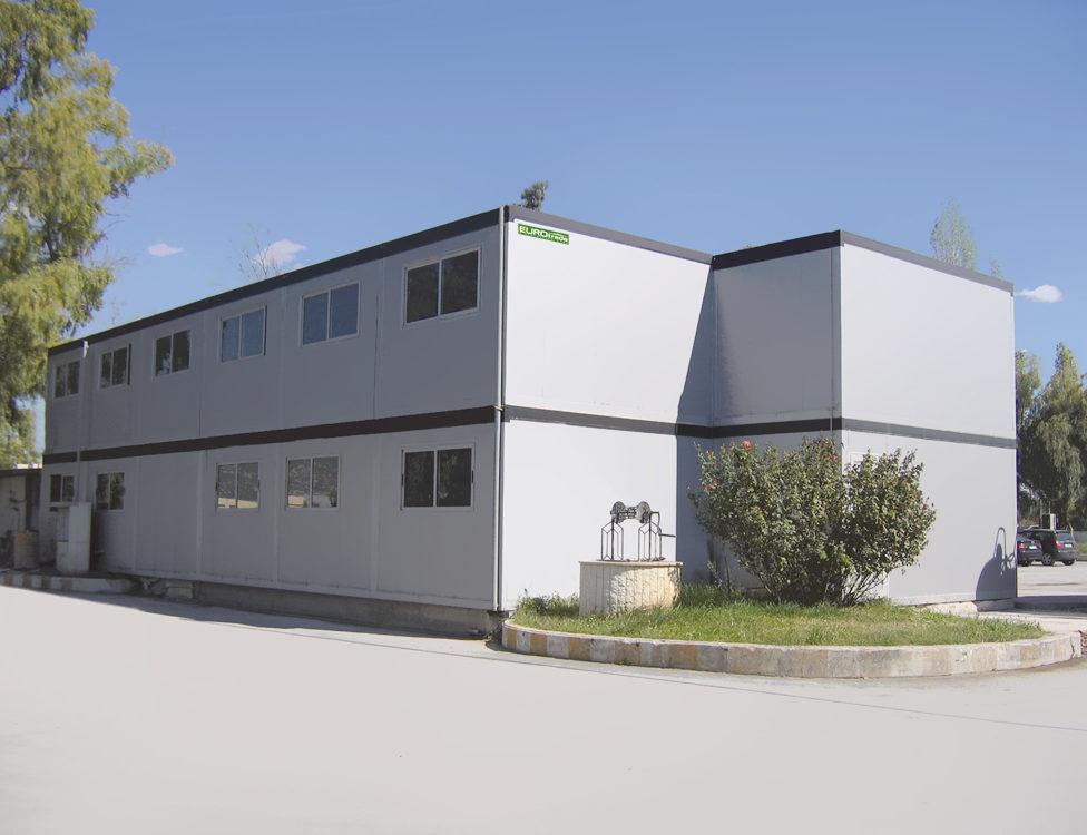 EUROtrade SA Offices ATLAS 005