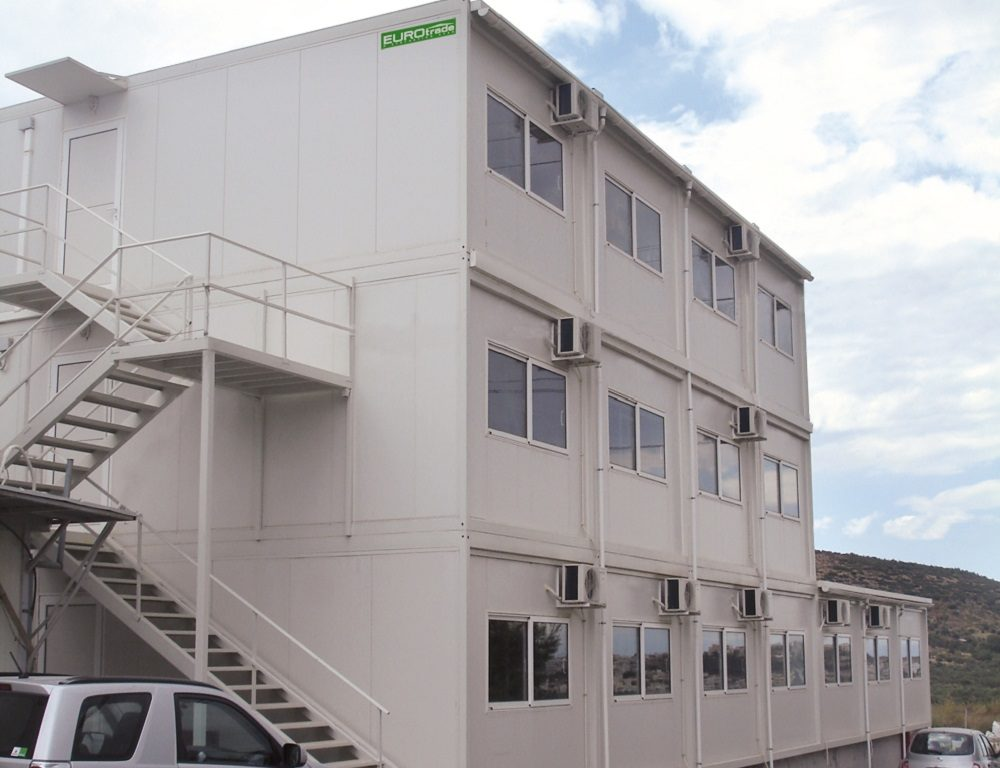 EUROtrade SA Offices ATLAS 007