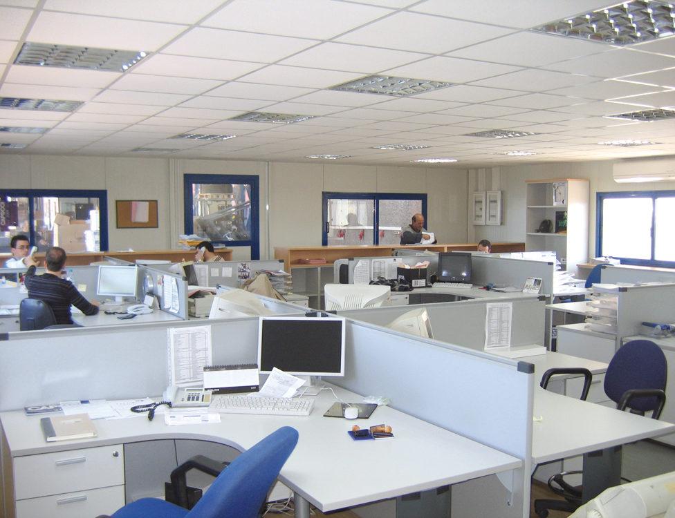 EUROtrade SA Offices ATLAS 010