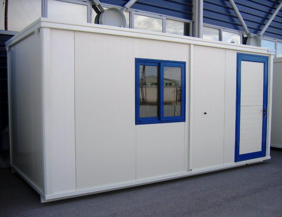 HERMES modular shelters