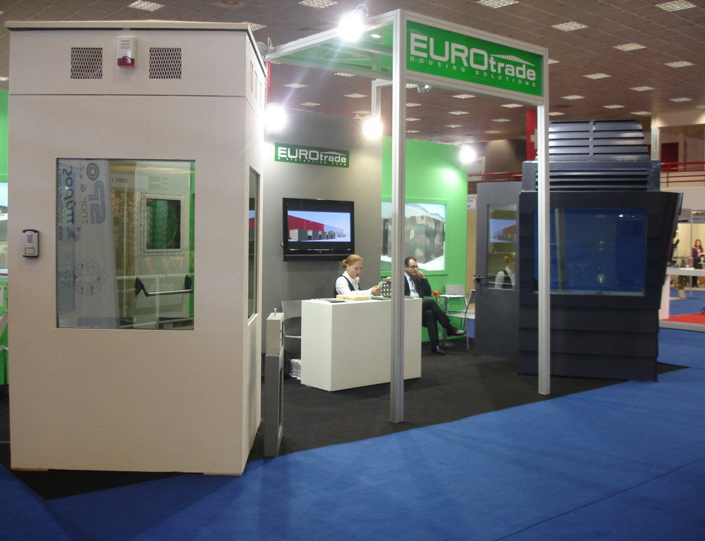 2010 DEFENSYS EXHIBITION STAND EUROTRADE SA 001