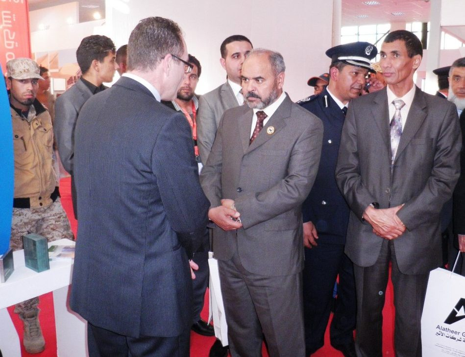2013 LIBYA INTL SECURITY EXHIBITION EUROTRADE SA 003