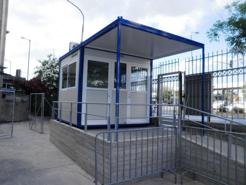 EUROtrade SA Asylum Authority Guard Cabins 005