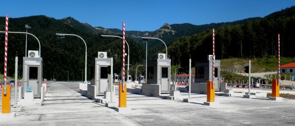 EUROtrade SA Egnatia Road Toll Booths 005