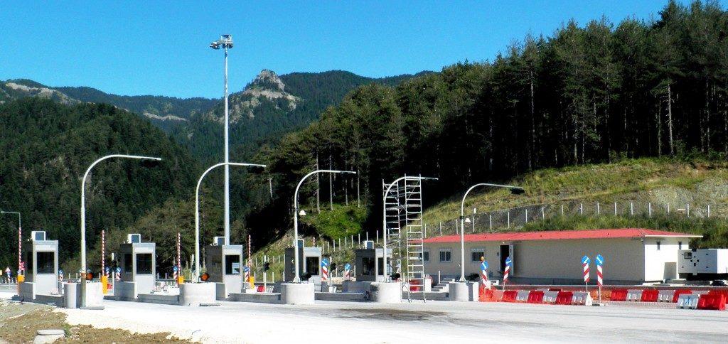 EUROtrade SA Egnatia Road Toll Booths 007