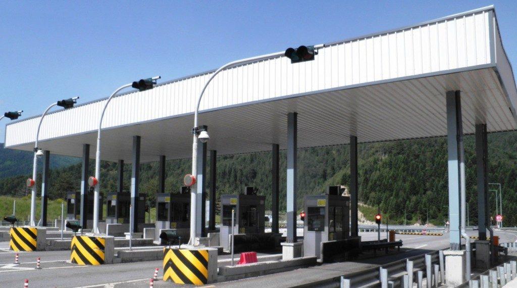 EUROtrade SA Egnatia Road Toll Booths 011
