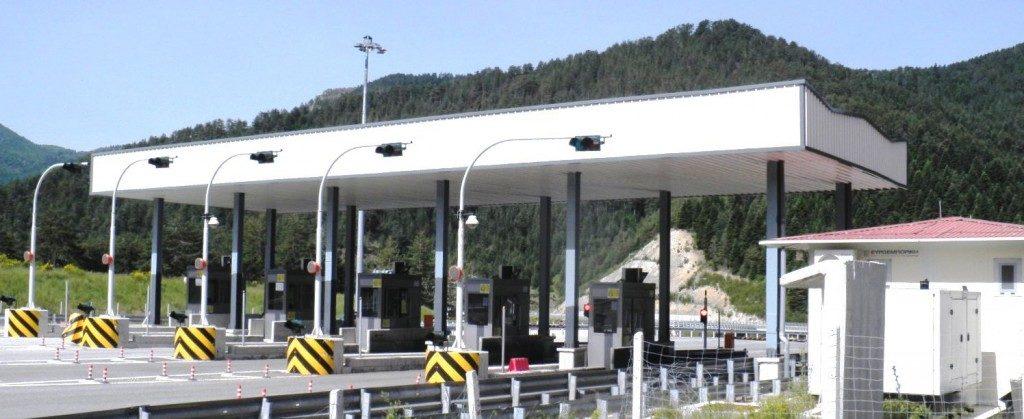 EUROtrade SA Egnatia Road Toll Booths 013