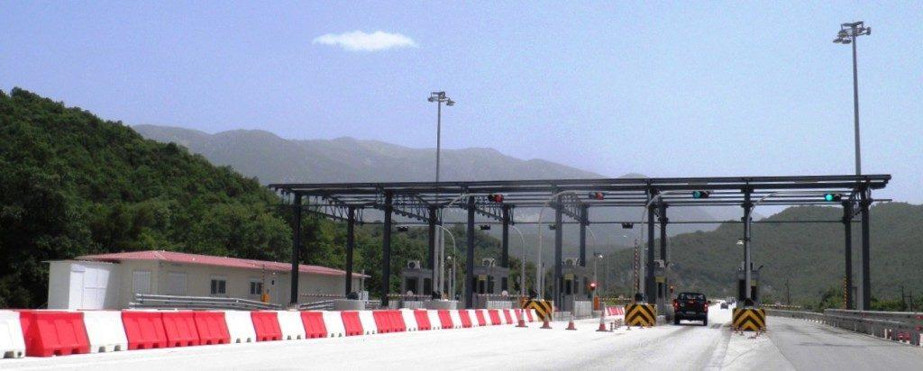 EUROtrade SA Egnatia Road Toll Booths 015