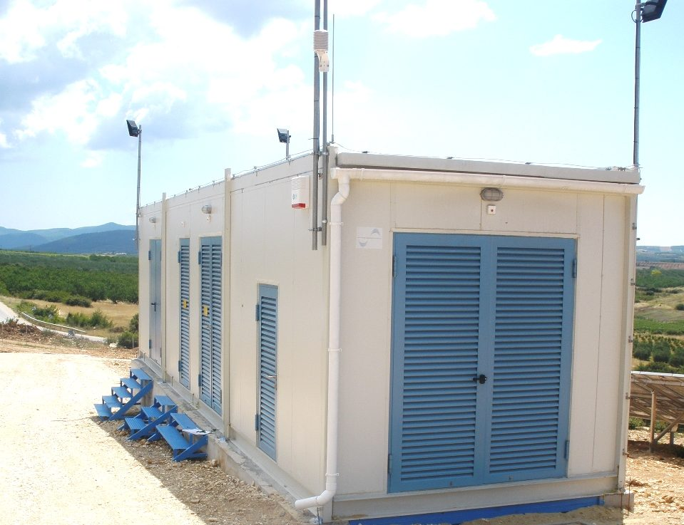 Electromechanical Equipment Shelters (Heavy Duty) by EUROtrade S.A.