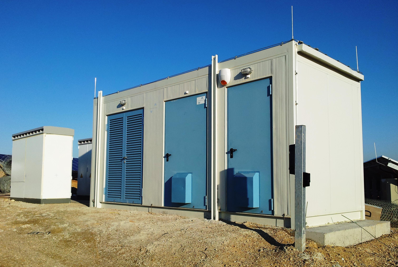 Heavy Duty Shelters : Heavy duty equipment shelters by eurotrade s a