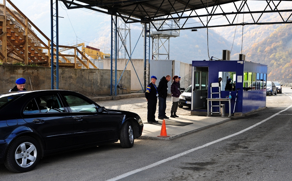 EUROtrade SA Eulex Kosovo Bulletproof Cabins and Check Points 007