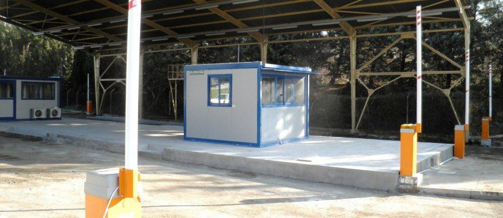 EUROtrade SA Evzoni Greek Border Customs Offices 002