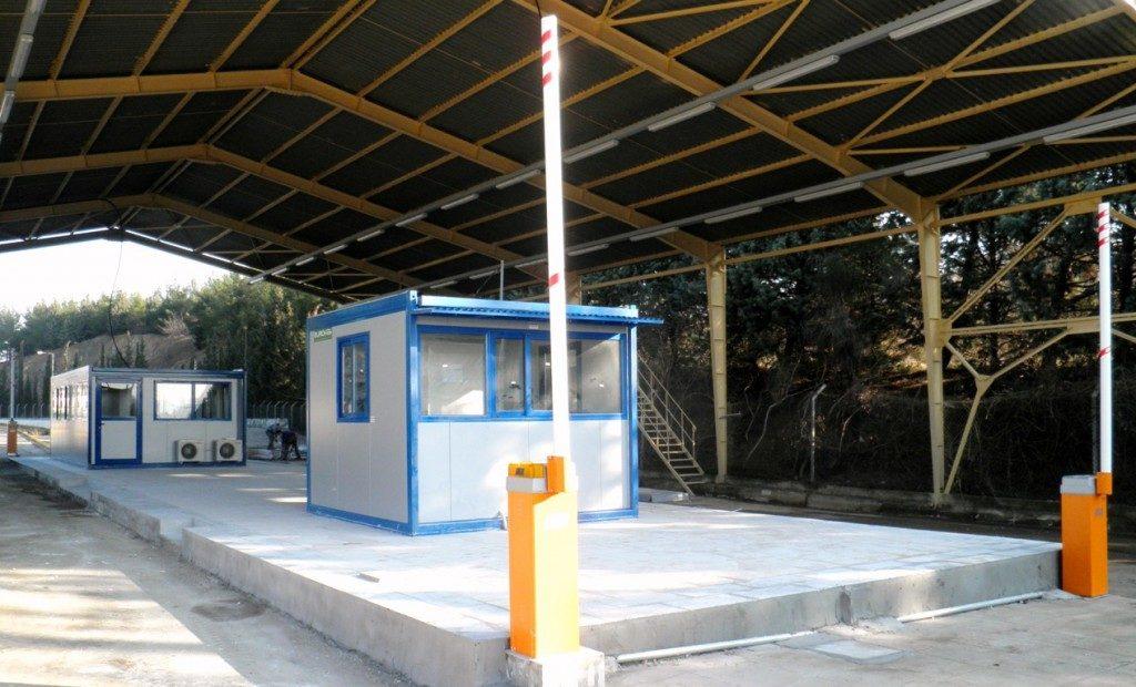 EUROtrade SA Evzoni Greek Border Customs Offices 003