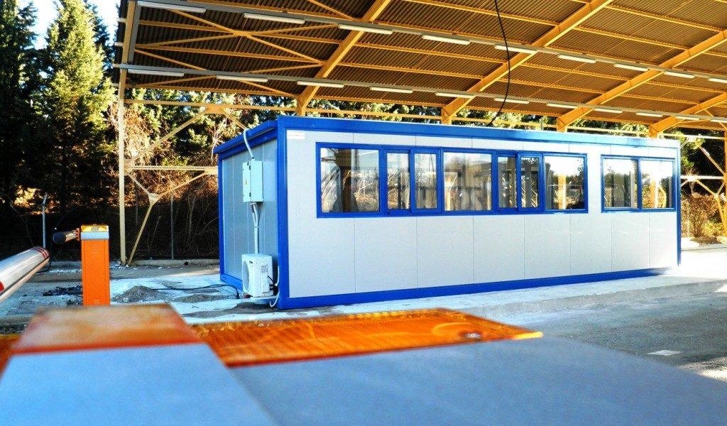 EUROtrade SA Evzoni Greek Border Customs Offices 006