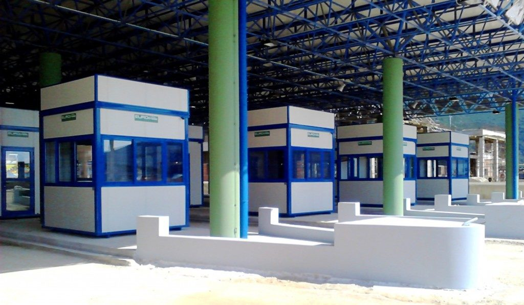 EUROtrade SA Igoumenitsa Port Ticket Booths 004