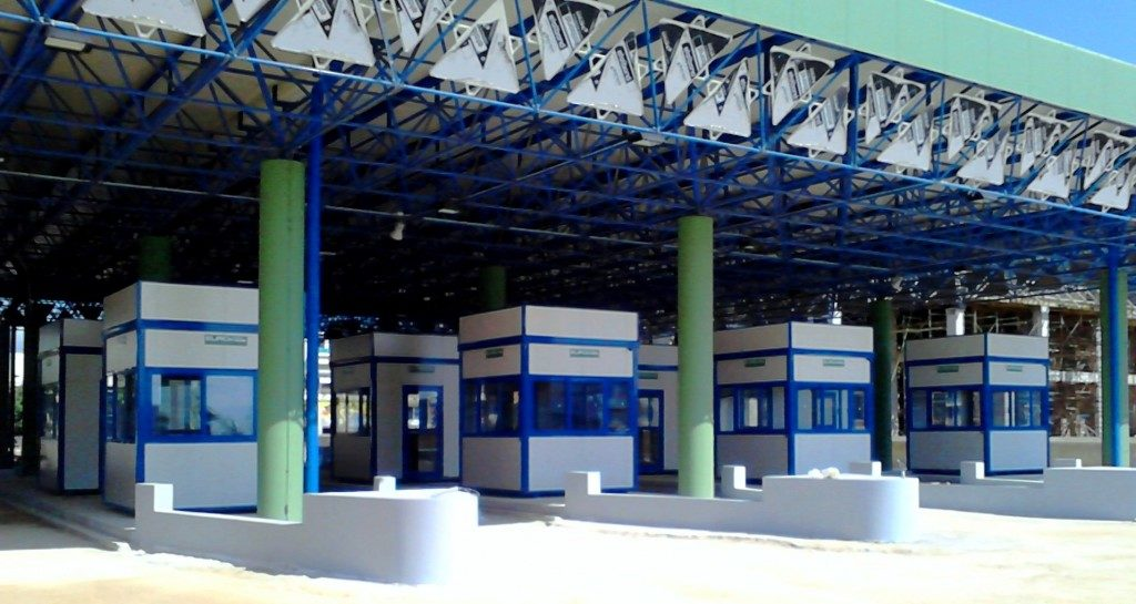 EUROtrade SA Igoumenitsa Port Ticket Booths 005
