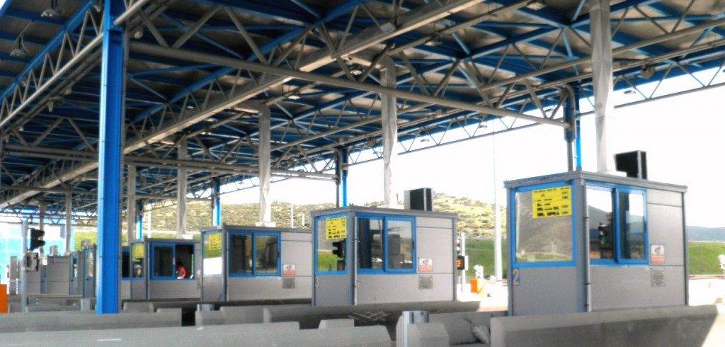 EUROtrade SA Mliakos Kleidi Road Toll Booths 004