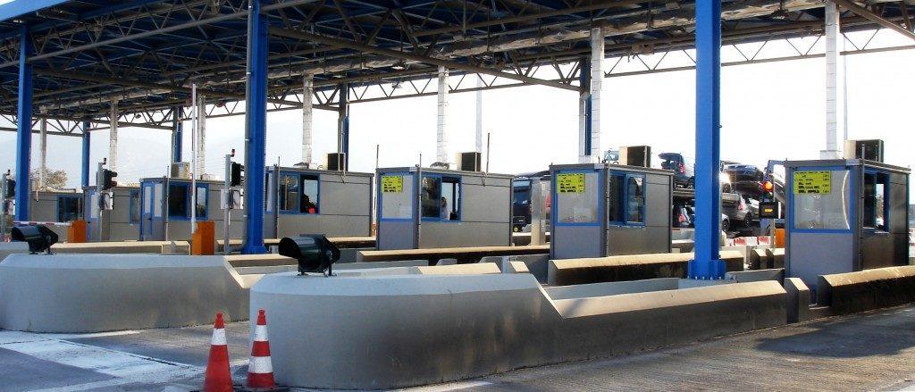 EUROtrade SA Mliakos Kleidi Road Toll Booths 006
