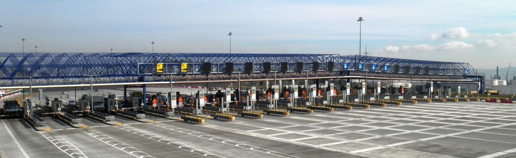 EUROtrade SA Olympia Road Toll Booths 005