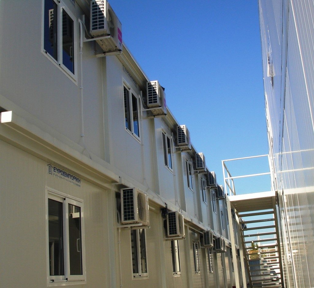 EUROtrade SA Private Sector Pharmaceutical Industry Prefabricated Offices 002