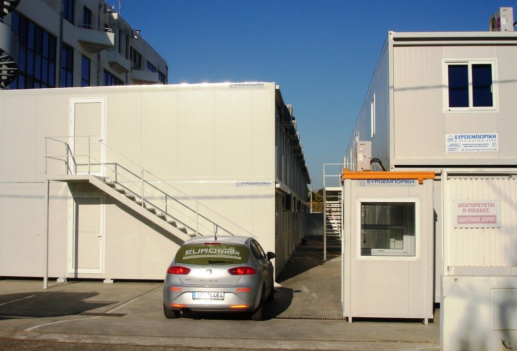 EUROtrade SA Private Sector Pharmaceutical Industry Prefabricated Offices 003