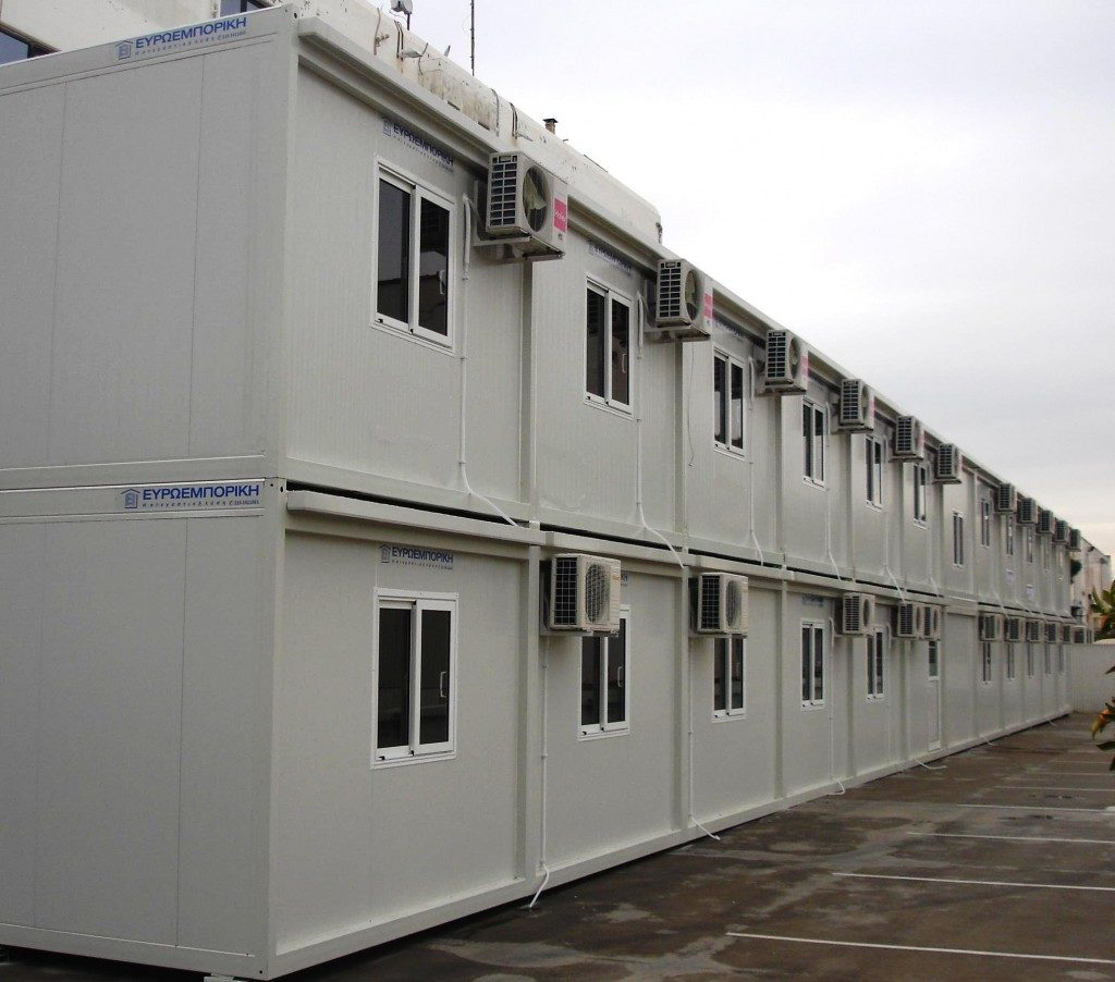 EUROtrade SA Private Sector Pharmaceutical Industry Prefabricated Offices 005