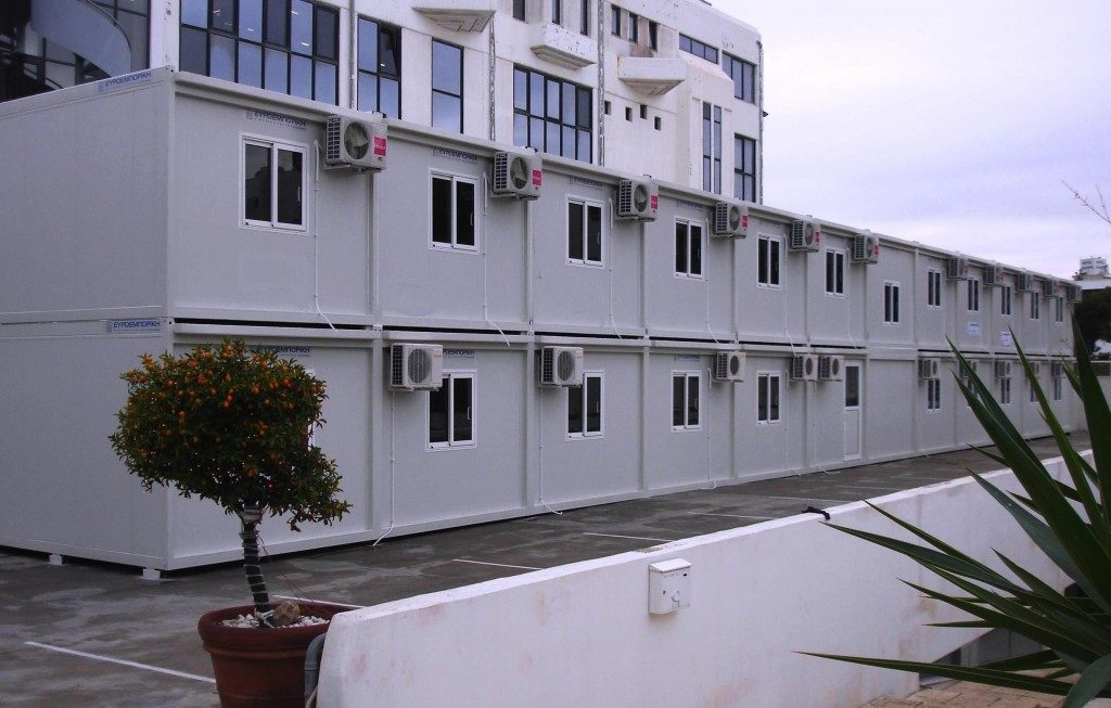 EUROtrade SA Private Sector Pharmaceutical Industry Prefabricated Offices 006