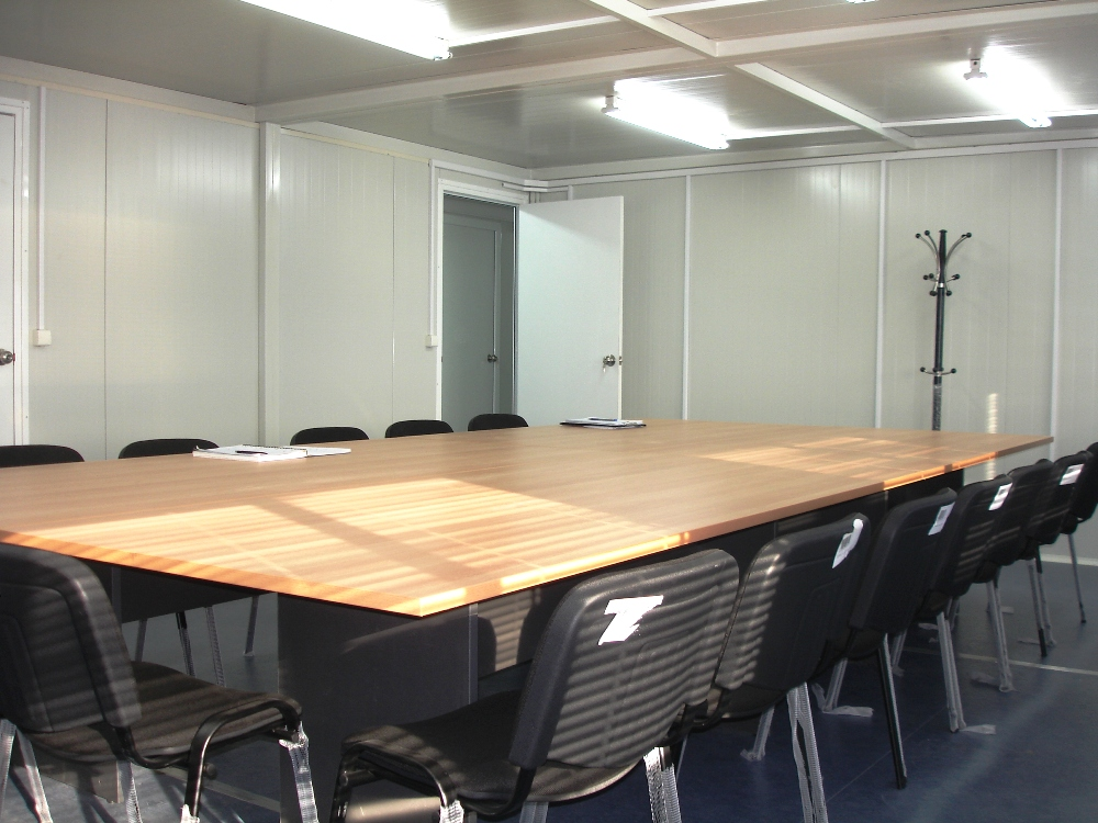 EUROtrade SA Private Sector Worksite Offices 001