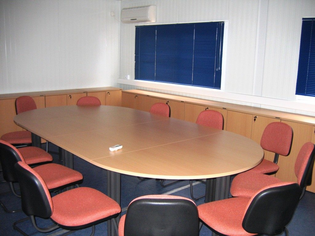 EUROtrade SA Private Sector Worksite Offices 002