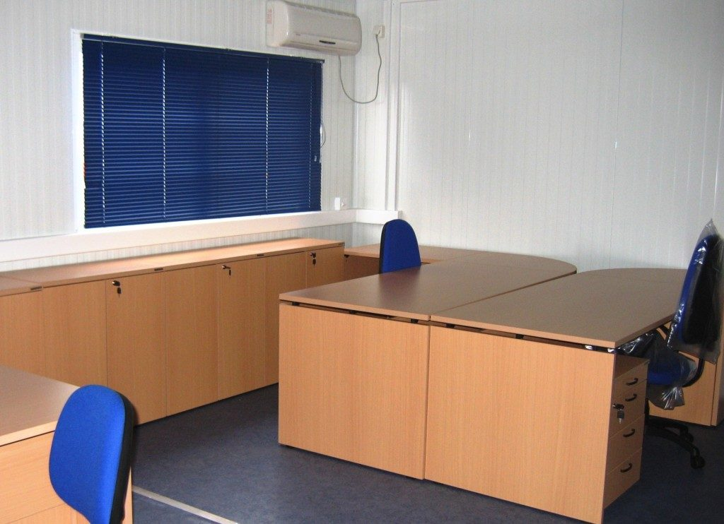 EUROtrade SA Private Sector Worksite Offices 003