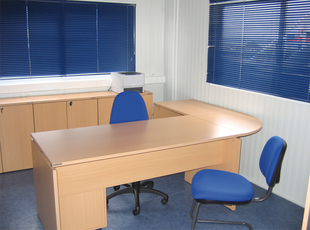 EUROtrade SA Private Sector Worksite Offices 006