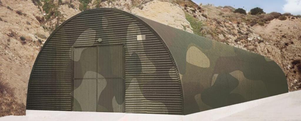 Nato Sanitary Units by EUROtrade SA 004