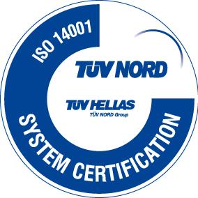EUROtrade S.A. TUV ISO 14001