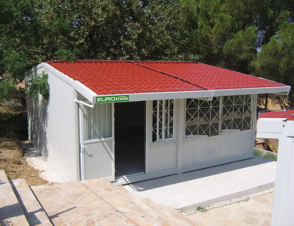 EUROtrade S.A.  Schools Lightweight school constructions 004
