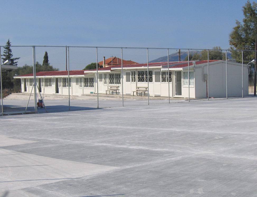 EUROtrade S.A.  Schools Lightweight school constructions 005