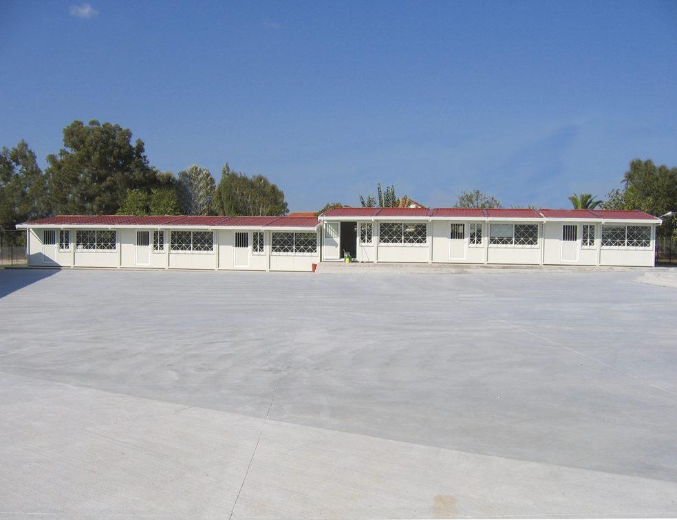 EUROtrade S.A.  Schools Lightweight school constructions 006