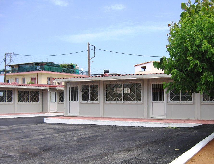 EUROtrade S.A.   Schools Lightweight school constructions 007