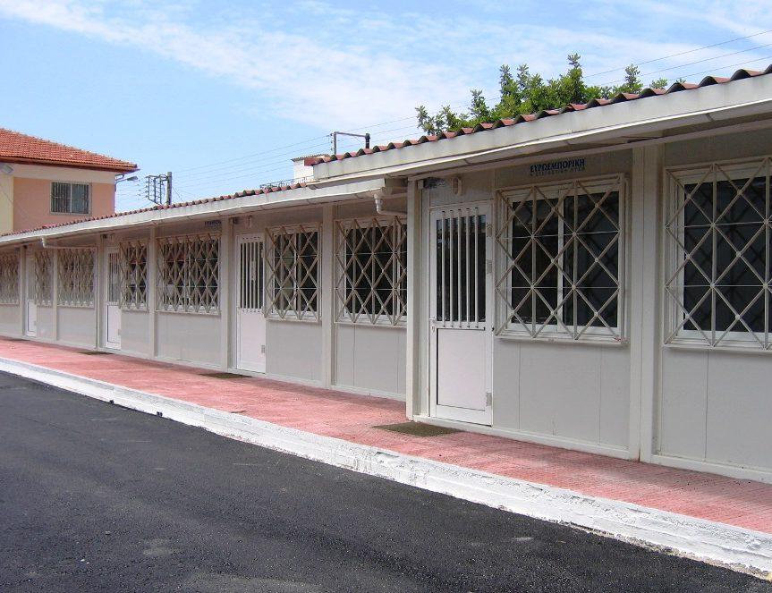 EUROtrade S.A. Schools Lightweight school constructions 008