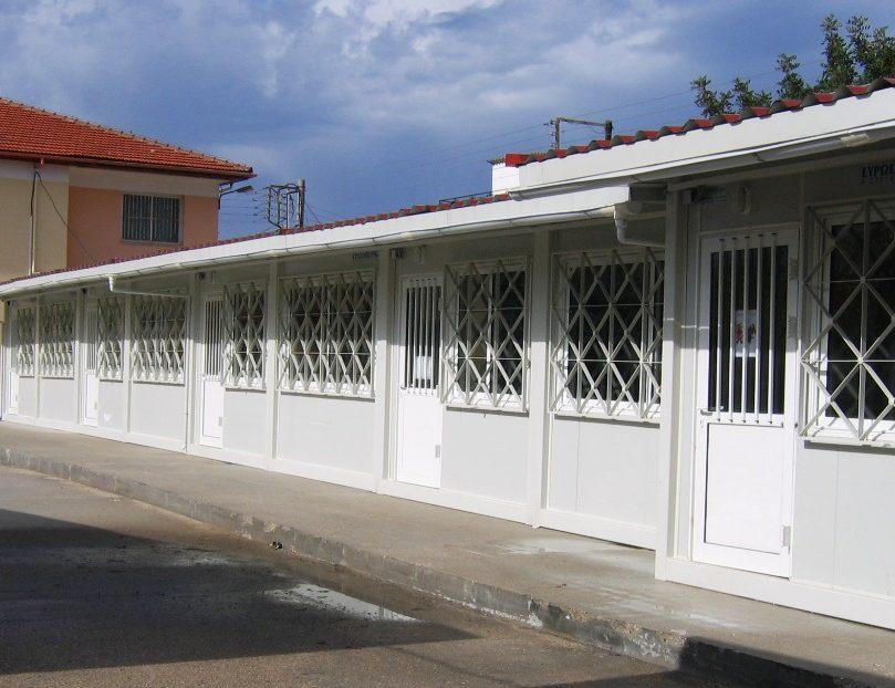EUROtrade S.A.  Schools Lightweight school constructions 010