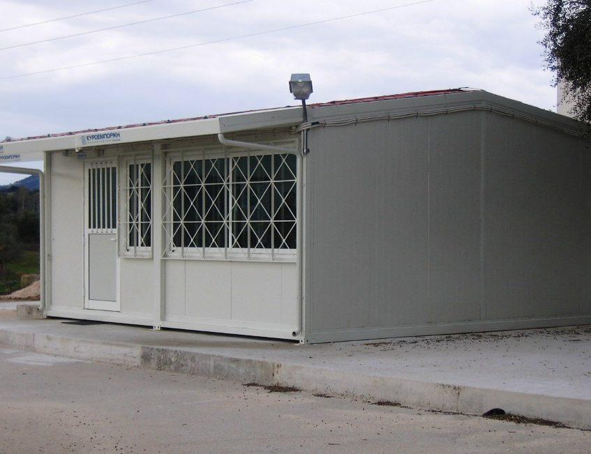 EUROtrade S.A. Schools Lightweight school constructions 014
