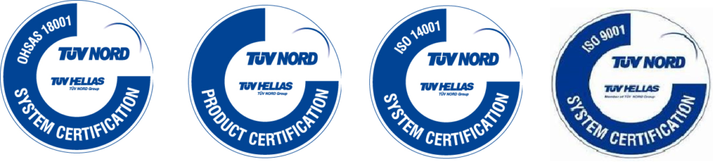 Iso Certifications EUROtrade S.A.